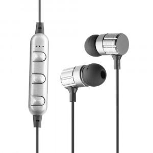 Bluetooth stereo slúchadlá F1 black