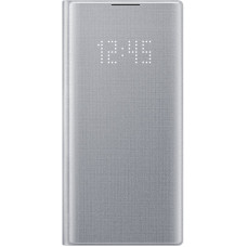 Samsung LED Flipcover pro N970 Galaxy Note10 Silver (EU Blister)