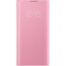 Samsung LED Flipcover pro N970 Galaxy Note10 Pink (EU Blister)