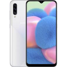 Samsung Galaxy A30s A307F 4GB/128GB Dual SIM Prism Crush White