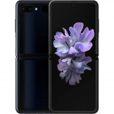 Samsung Galaxy Z Flip 8GB/256GB Dual SIM Mirror Black