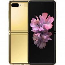 Samsung Galaxy Z Flip F700F 8GB/256GB Dual SIM Mirror Gold