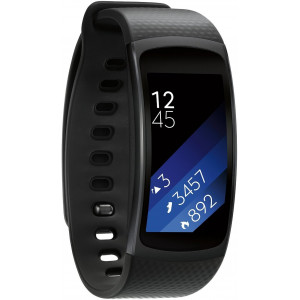 Samsung Galaxy Gear Fit2 SM-R360 Black (Large)