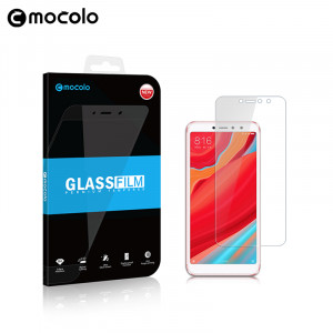 Mocolo 2.5D Tvrzené Sklo 0.33mm Clear pro Xiaomi Redmi Note 7