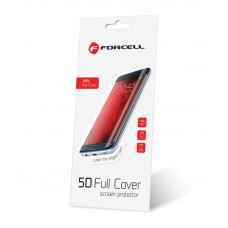 FORCELL 5D full cover screen protector Black pro Samsung Galaxy S9 / G960F