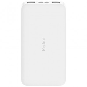 Xiaomi Redmi PowerBank 10000mAh White (EU Blister)