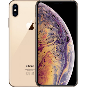 Apple iPhone XS Max 64GB Gold - Rozbaleno